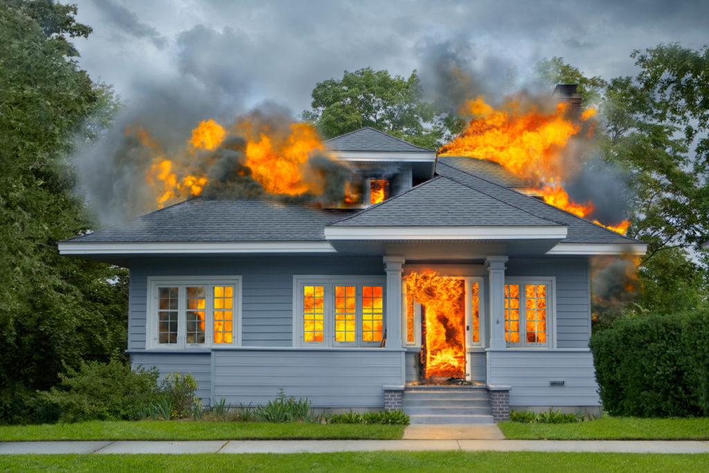 Who Burned the House Down? Emotional Abuse Survivor